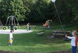 Spielplatz in Wimpassing bei Wels