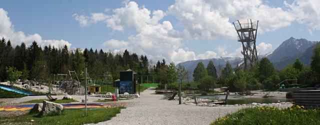 Freizeitpark Abarena in Abersee