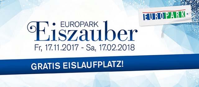 Eislaufen im Europark