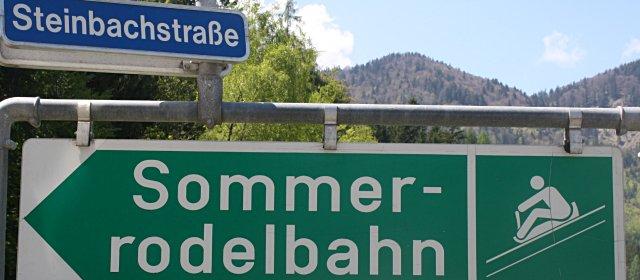 Sommerrodelbahn in Fuschl