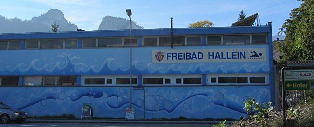 Freibad Hallein