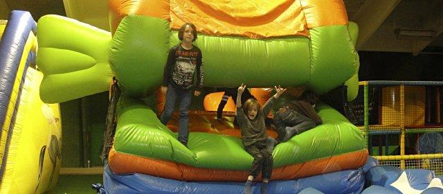 Indoorspielplatz Funnymotion