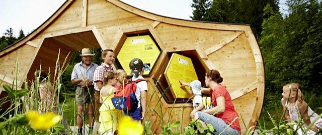 Bienenlehrpfad Hollersbach