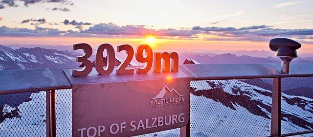 Aussichtsplattform Gipfelwelt 3000