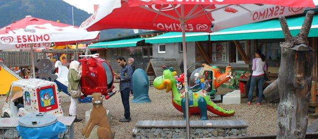 Familien- und Freizeitpark bei der Kapruner Maiskogelbahn Maisiflitzer