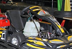 Rennkart in der Kartworld
