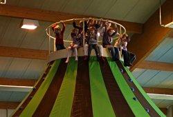 Kindergeburtstag Indoorspielplatz Vulcanino