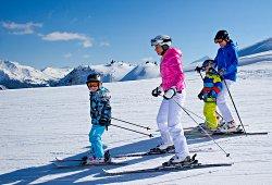 Skigebiet Hochalmbahnen