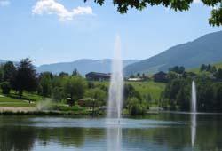 Ritzensee in Saalfelden