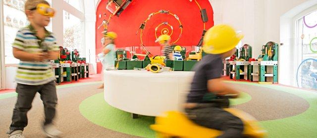 Geburtstag im Spielzeugmuseum