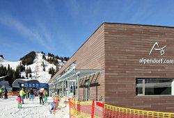 Skigebiet Sankt Johann-Alpendorf