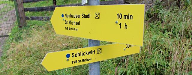 Rundwanderweg St. Michael im Lungau