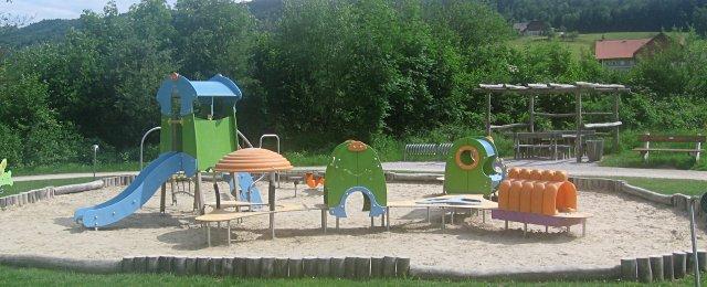 Spielplatz Thalgau