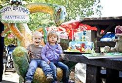 Styrassic Park Kindergeburtstag
