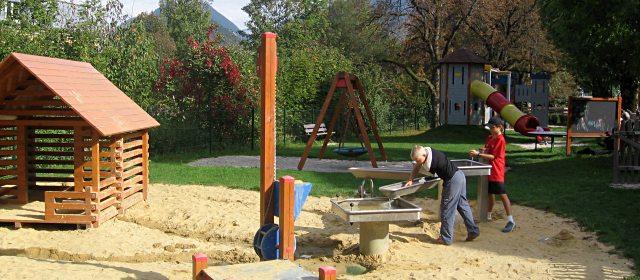Spielplatz in Bad Aussee