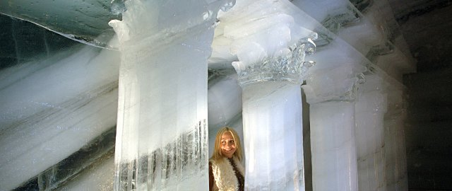 Eispalast Dachstein