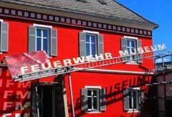 Außenansicht vom steirischen Feuerwehrmuseum