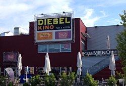 Kindergeburtstag im Diesel Kino Gleisdorf