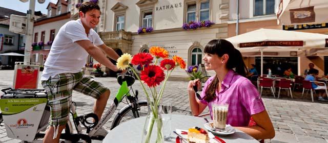 Judenburg mit dem Fahrrad erkunden
