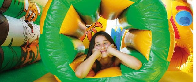Leopark Happy Fun Park Indoorspielplatz St. Michael