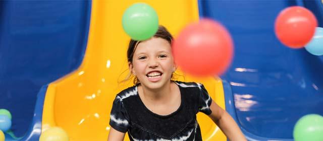 Kindergeburtstagsparty im Jump25