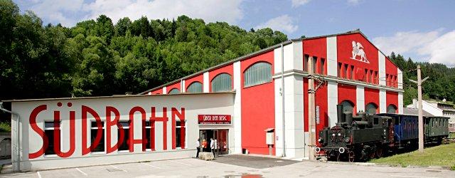 SÜDBAHN Museum Mürzzuschlag
