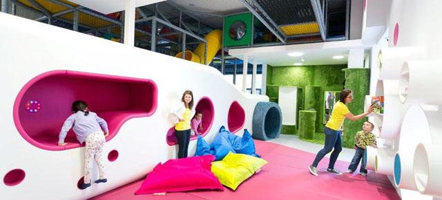 Indoorspielplatz Planet Lollipop, Kindergeburtstag