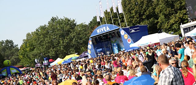 NIVEA Familienfest in Mariazell
