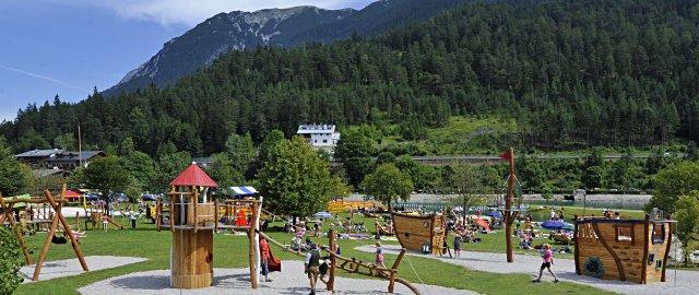 Achensee Spielplatz in Achenkirch