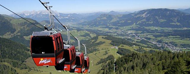 Fieberbrunner Bergbahnen