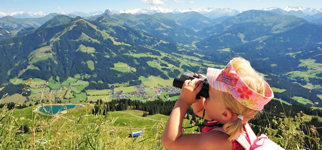 Aussichtsberg Hohe Salve / Skiwelt Wilder Kaiser - Brixental