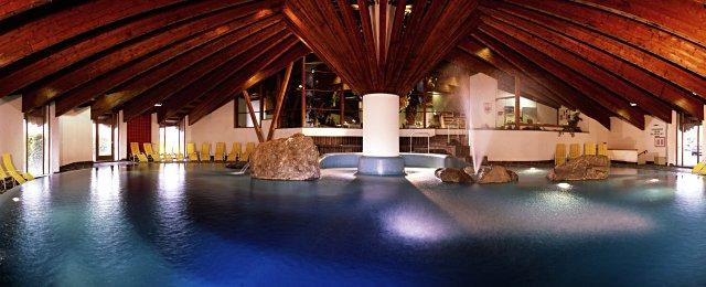 Hallenbad im Silvretta Center Ischgl
