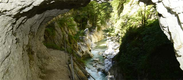 Kaiserklamm im Alpbachtal