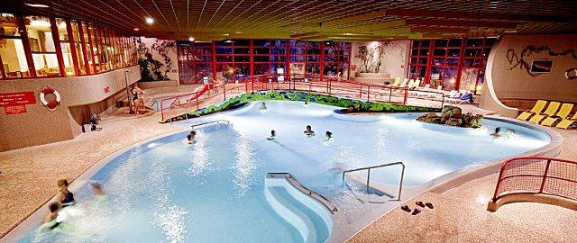 Hallenbad Aquarena