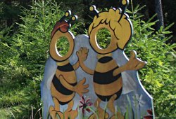 Pillersee Bienenlehrpfad