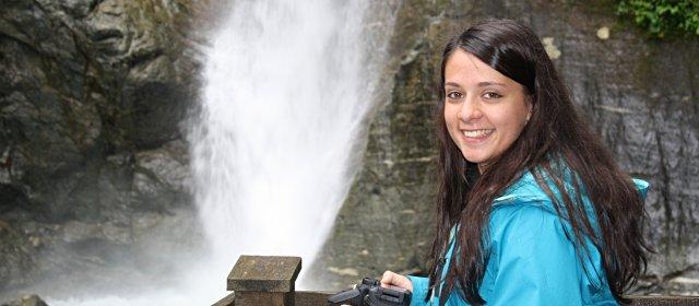Wasserfälle Schaller Klamm