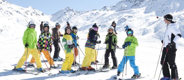 Familien-Skigebiet See in Tirol