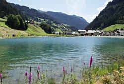 Badespaß im Wasserpark See