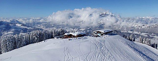 Skigebiet St. Johann