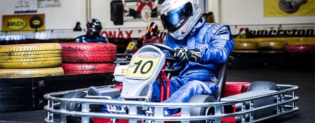 Rennfahrer am Vorarlber-Ring