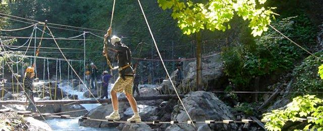 Abenteuerpark Schröcken