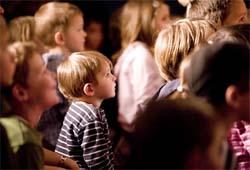 Kinderkonzert im Haus der Musik in Wien