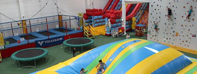 Indoorspielplatz Family Fun in Wien