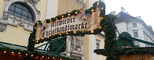 Altwiener Christkindlmarkt, Freyung in Wien