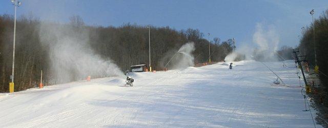 Skifahren Hohe Wand Wiese