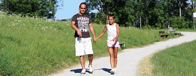 Lehrpfad am Küniglberg in Wien
