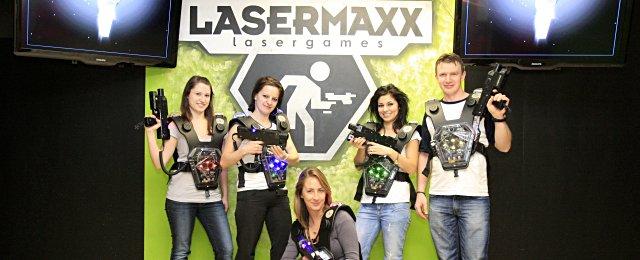 LaserMaxx im Bogi Park Wien