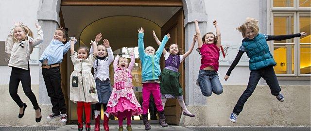 Kindergeburtstag im Mozarthaus Vienna feiern