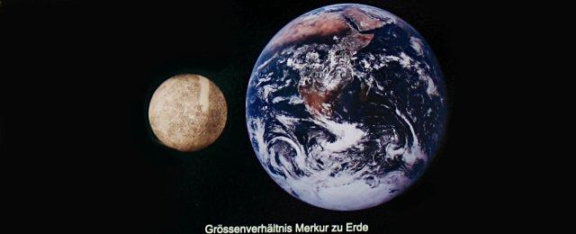 Planetenwanderweg in Wien