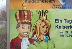 Kindermuseum im Schloss Schönbrunn in Wien